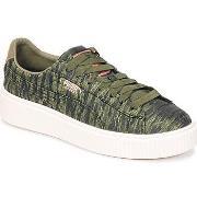Sneakers Puma  Basket Platform Bi Color