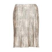 Korta kjolar Cream  GLORY SKIRT