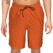 BOSS Ocra Swim Shorts Badbyxor Orange polyester Medium Herr