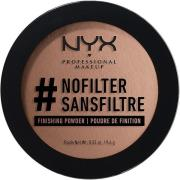 NOFILTER Finishing Powder  NYX Professional Makeup Puder